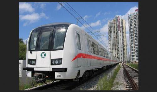 深圳地铁一期
