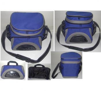 GJ-D056# Drum-type shoulder insulation bag