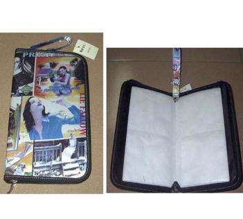 GJ-F047 # Portable CD Bags