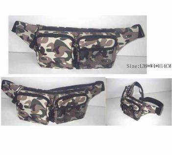 GJ-W019 Camouflage pockets