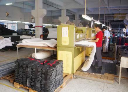 Material Cutting Machine