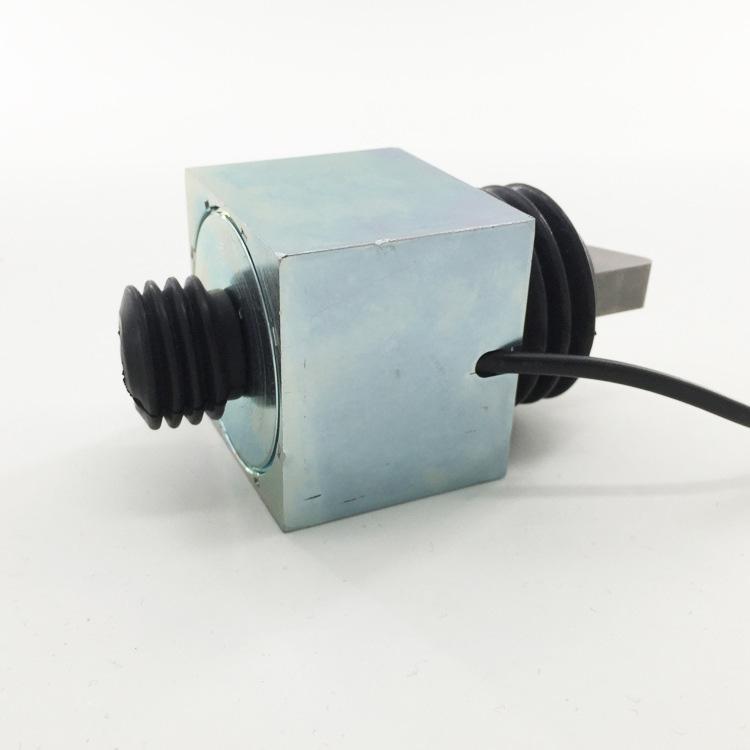 方形推拉电磁铁/防尘方形推拉电磁铁/防油方形推拉电磁铁