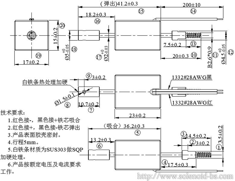 BS-0521N-52 新能源鎖