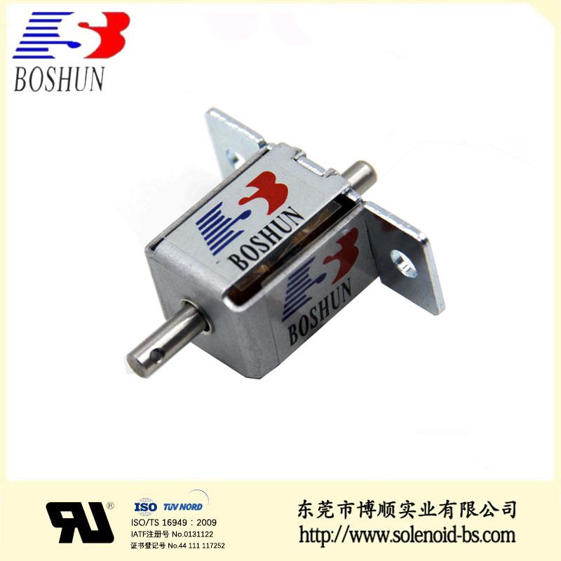 充電樁保持式電磁鐵|充電樁電磁鎖|新能源電磁鎖BS-0724N-34