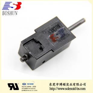 充電樁電磁鎖|新能源電磁鐵BS-K0734S-01