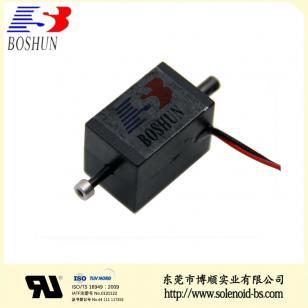 充电枪电磁锁|新能源电磁铁BS-0521N-51