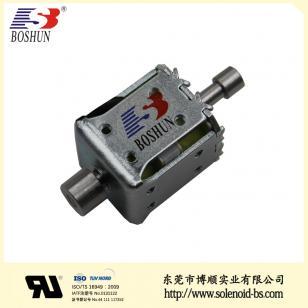 BS-0931N-06 DC24V电磁铁 保持式电磁铁