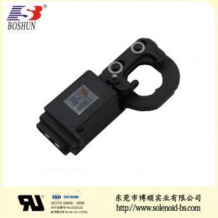 单保持式电磁铁、卡车电磁锁BS-0729N-06
