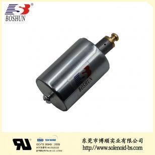 DC24V电磁铁 圆管电磁铁 BS-2840T-01