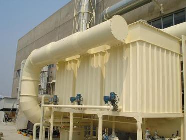 塑料厂粉尘治理工程