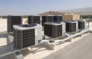 某工厂环保空调降噪工程