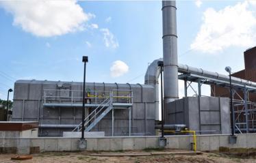 RTO蓄热式燃烧废气处理设备
