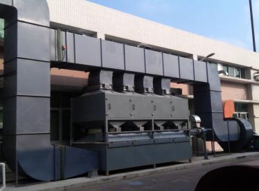 RCO催化燃燒廢氣處理設備