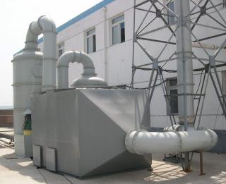 活性炭废气处理设备