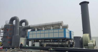 等離子廢氣凈化設備