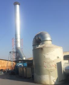 UV光解廢氣處理設備