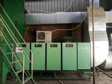 低溫等離子有機廢氣處理設備