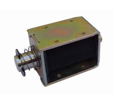 推拉電磁鐵QDU1245L