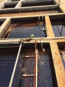 广州某制药公司生产污水治理工程