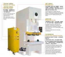 电路板退料系统,液压脱料装置,快速换模