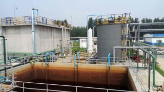 东莞某食品公司生产废水处理工程