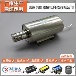 強推拉力,大行程圓管電磁鐵SCT-3864/端子機切線機專用電磁鐵