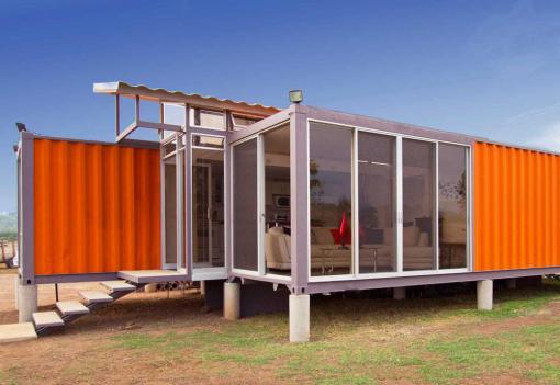 集装箱房屋网:集装箱房屋的性能和发展前景
