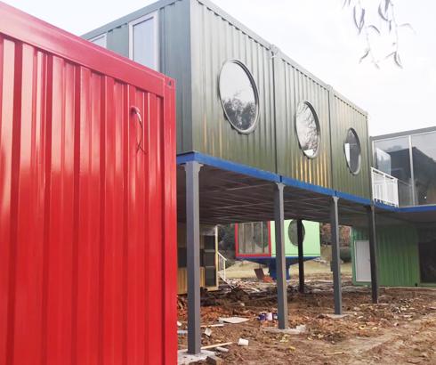 集装箱房屋为何合适灾后重建工作