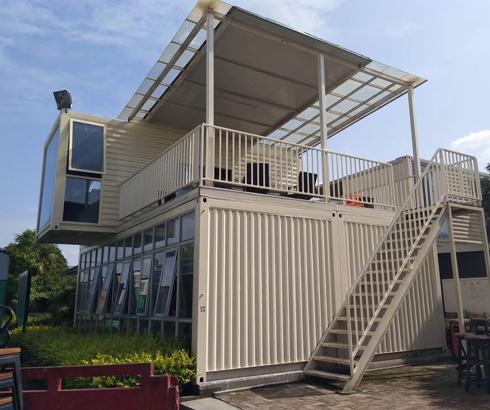 集装箱房屋是如何保持可移动的呢?