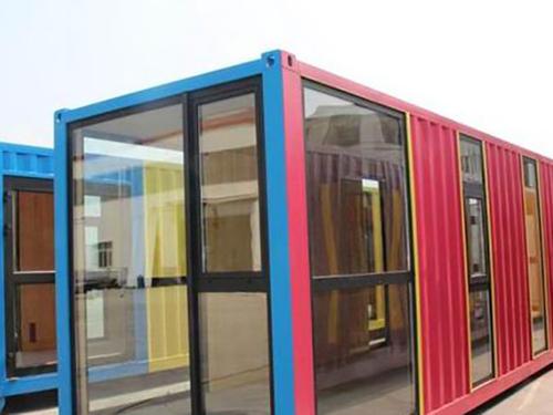 关于集装箱别墅的方案以及开展