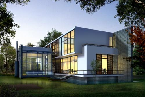 搭建集装箱别墅需要考虑的架构