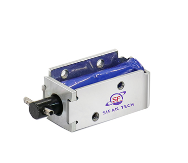 智能锁电磁铁SFO-0423L-01