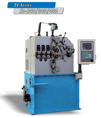 六軸壓簧機調塔簧和數控壓簧機的正確使用方法。
