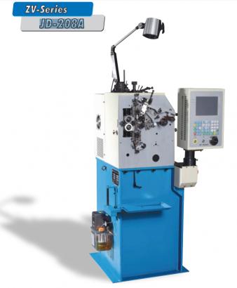 压簧机的机械系统与详细参数是什么你知道吗?